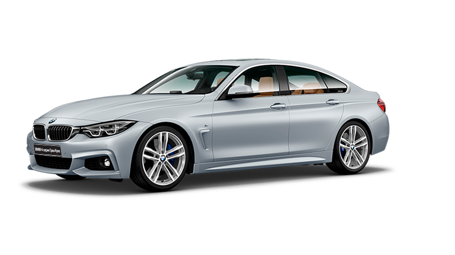 BMW 4 Series Gran Coupé