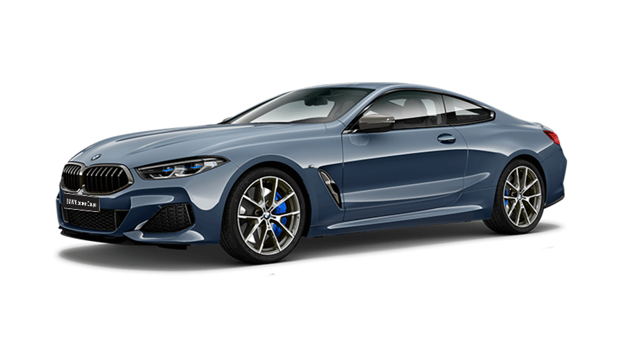 BMW 8 серии Coupe