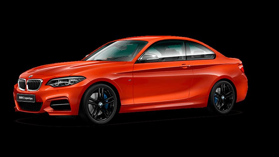 The BMW 2 Series Coupé