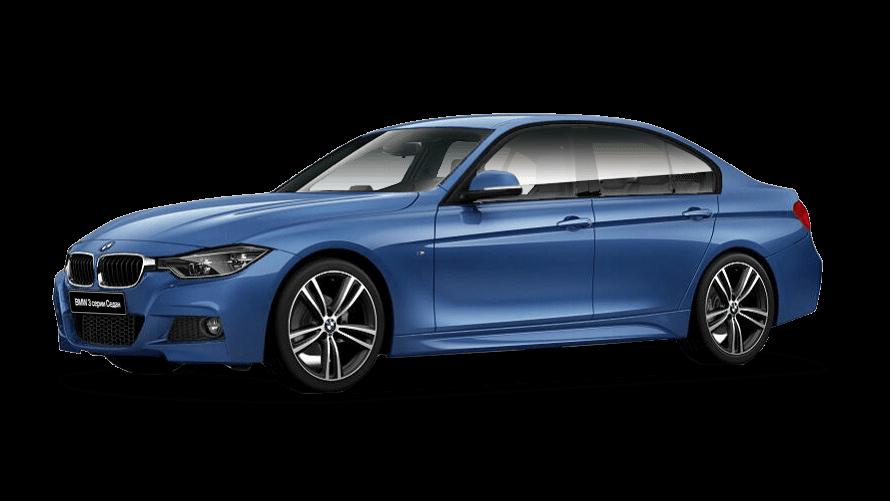 The BMW 3 Series Sedan