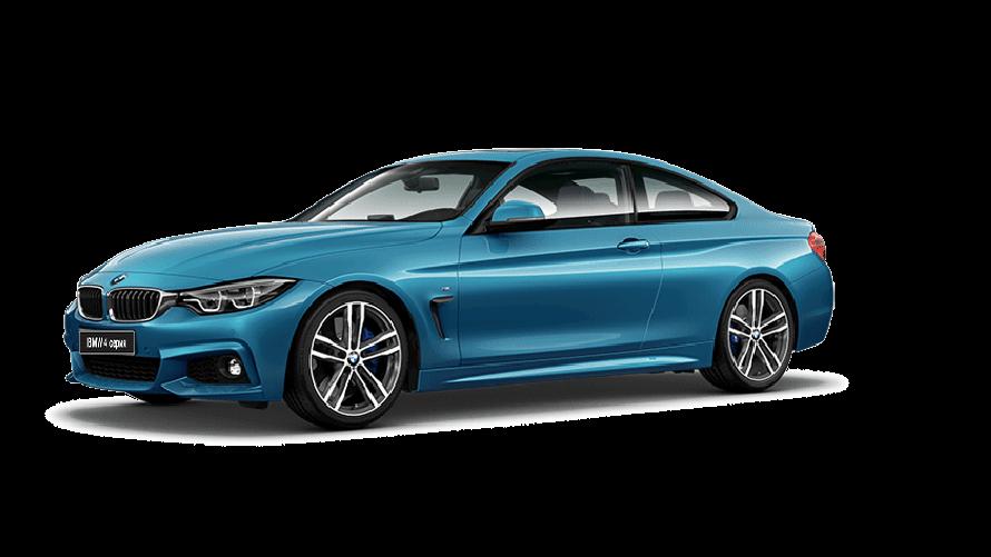 The BMW 4 Series Coupé