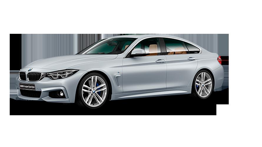 The BMW 4 Series Gran Coupé