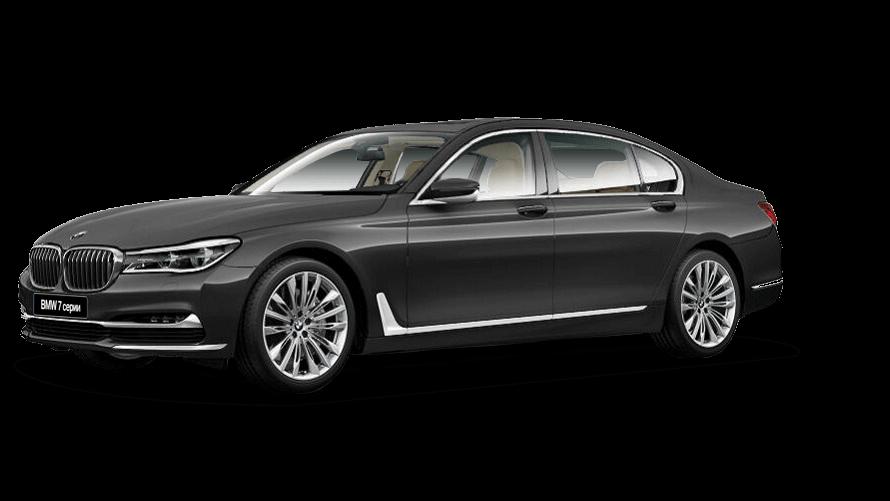 The BMW 7 Series Sedan