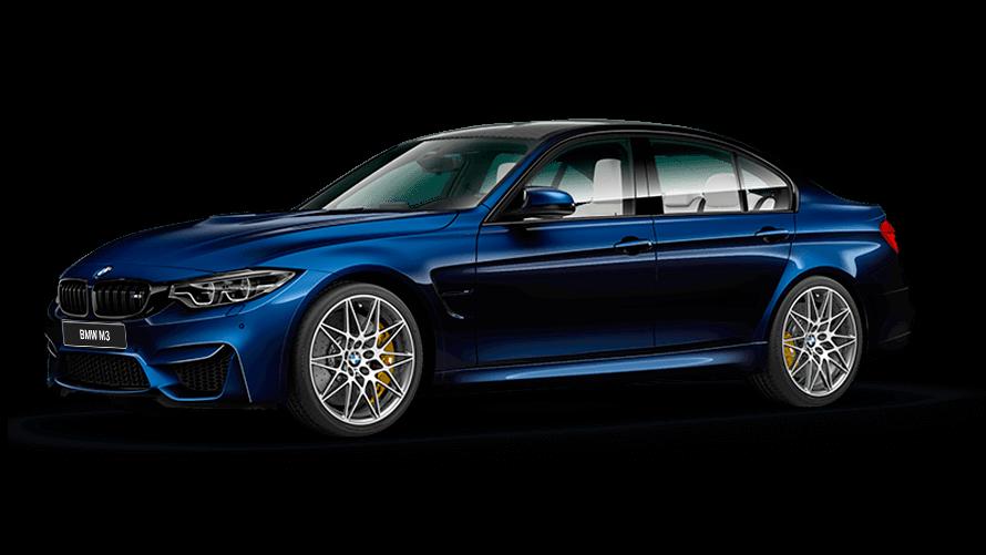 The BMW M3 Sedan