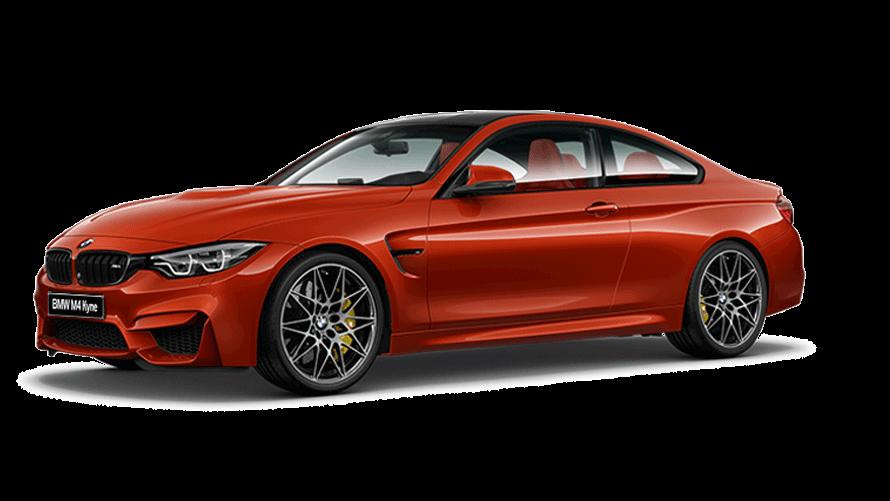 The BMW M4 Coupé