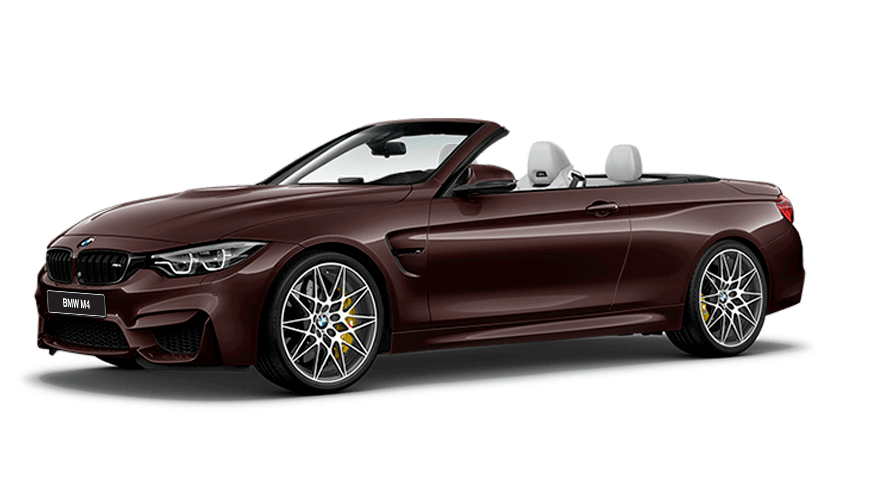 The BMW M4 Convertible