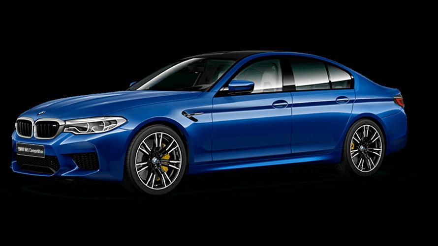 The BMW M5 Sedan