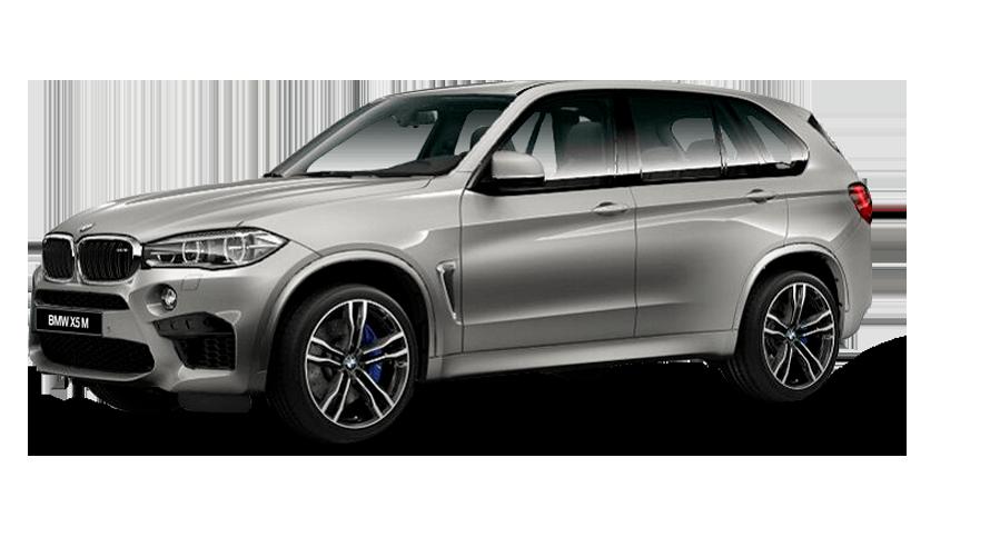 The BMW X5 M